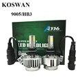 All In One Car LED Headlight 9005 HB3 White 12V 3300LM COB Quality Chip Super Bright 9005 LED Headlight Bulb 36W LED Head Lamp