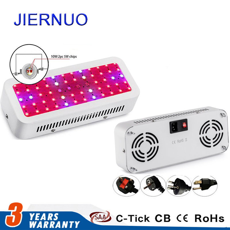 Led Grow Light Full Spectrum 600W Min Double Chips 600W LED Grow Lamp Red/Blue/White/UV/IR  for Growing and Flowering AE full spectrum 600w led grow light double chips red blue white uv ir ac85 265v led plant lamps best for growing and flowering