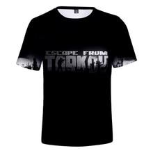 Escape from Tarkov 3D Printed T-shirts Women/Men Fa