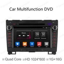 2 Din Android 4.4 Pełny Panel Dotykowy z Samochodowej Nawigacji GPS Samochód DVD Radio odtwarzacz dla Greatwall h3 h5 hover Quad Core Lustro Link Wifi BT
