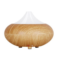 Aromatherapy Air Humidifier Purifier LED Night Light With Carve Design Aroma Diffuser Mist Maker Aroma Vaporiser