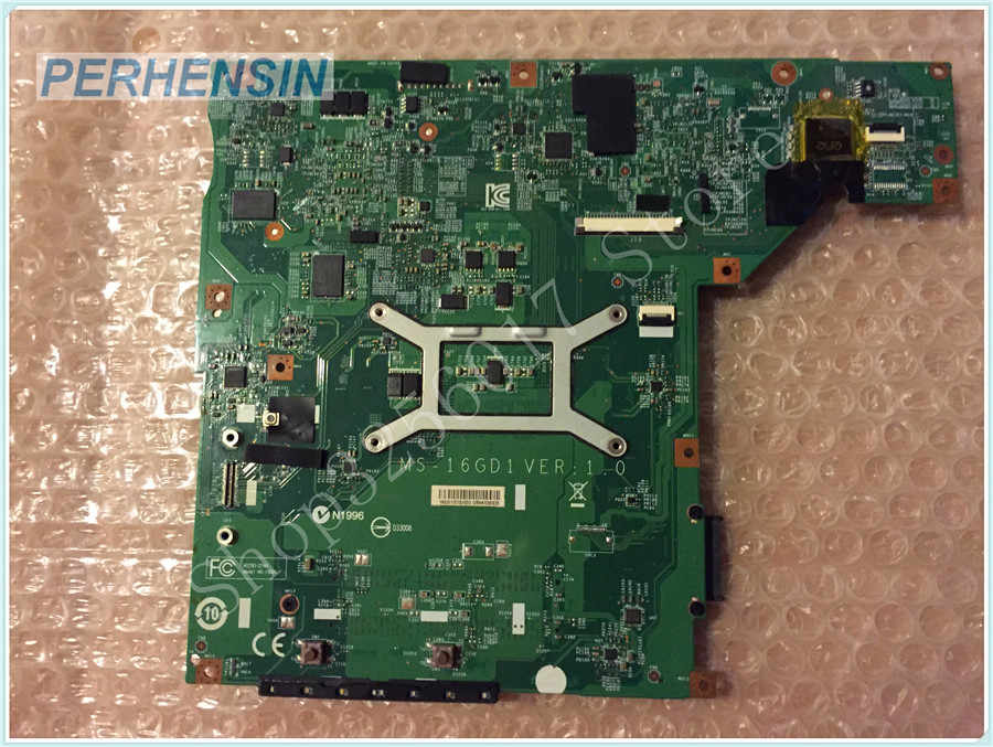 Detail Feedback Questions about For MSI CX61 laptop motherboard MS