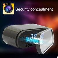 EDAL Mini Camera Clock Alarm P2P Livecam IR Night Vision Wifi Cam IP 720 Mini DV DVR Camcorder Wifi Remote Control