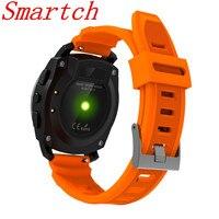Smartch S928 Bluetooth smartwatch Heart Rate Monitor Wristband pedometer sport GPS Fitness Tracker smart watch Running Watches f