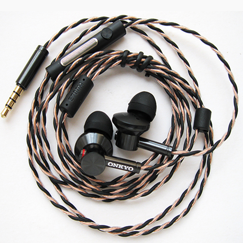 2018 NEW top ONKYO E700M 3.5mm In-Ear stereo Earphone wired earphone with Mic NO BOX Hifi earphones for Mobile phone2018 NEW top ONKYO E700M 3.5mm In-Ear stereo Earphone wired earphone with Mic NO BOX Hifi earphones for Mobile phone