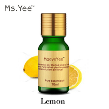 Lemon Oil Clean Fresh Air 100% Pure Natural Undiluted Therapeutic Essential Oils (Cold Pressed) Aromatherapy SPA Skin Care 10ml