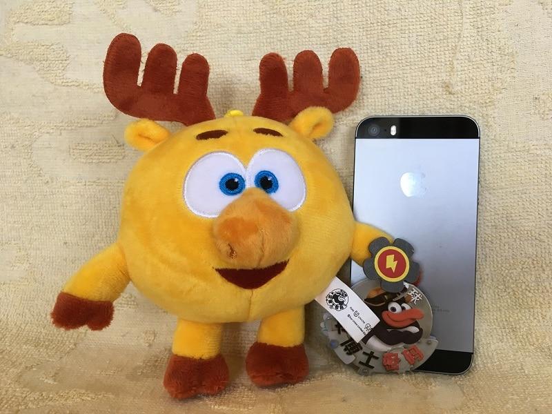Genuine-1pcs-12cm-smeshariki-plush-toy-penguin-rabbit-deer-pig-russian-cartoon-Character-Gogoriki-doll-kikopiki-game-image-toys-1