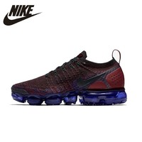 NIKE AIR VAPORMAX FLYKNIT 2 Original Mens Running Shoes Super Light Stability Support Sports Sneakers For Men Shoes#942842 006