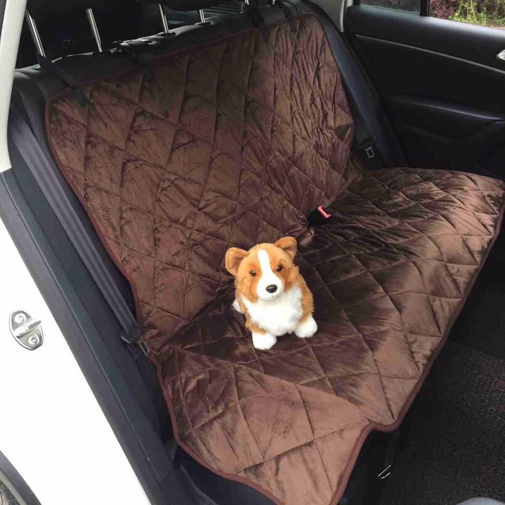 Waterproof Rear Car Seat Covers For Dogs