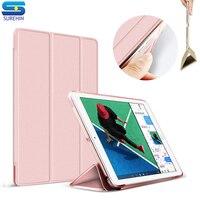 SUREHIN Nice Hard Back Tpu Silicone Soft Edge Case For Apple IPad Pro 9 7 Cover