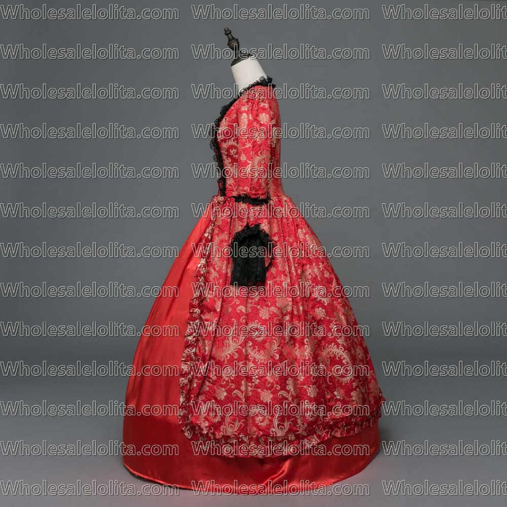 Victoriano bella sureña Vintage Alice en vestido del país de las Maravillas princesa teatro Halloween disfraz