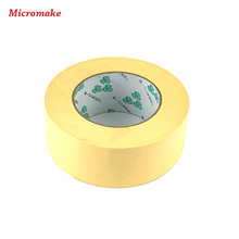 Micromake 3D Printer Parts 2090 Heat Resisting Masking Tape 48mm 50m Used for 3D Printing