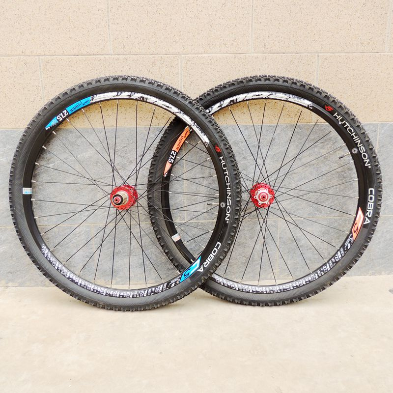 """24"""" bike wheel front fender 2.3/"""" Wide --High Quality Made in TAIWAN"""