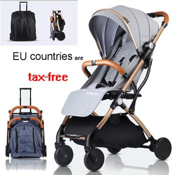 Wózek dziecięcy lekki przenośny system podróżniczy może być na wózku samolotowym Yhe dla noworodka B B koszyk dziewczyna chłopiec szybka wysyłka tanie i dobre opinie YIBAOLAI 13-18 M 2-3Y 4-6 M 7-9 M 19-24 M 4-6Y 10-12 M 0-3 M 15KG baby stroller Numer certyfikatu Black blue pink purple