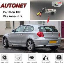 AUTONET HD камера заднего вида ночного видения для BMW E81 2007~ 2012 для BMW E87 2004~ 2011 3D 5D хэтчбек/камера номерного знака