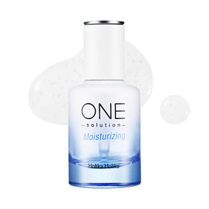 Holika holika una soluzione di energia eccellente fiala idratante 30 ml cura della pelle ringiovanimento bellezza acido ialuronico corea cosmetic