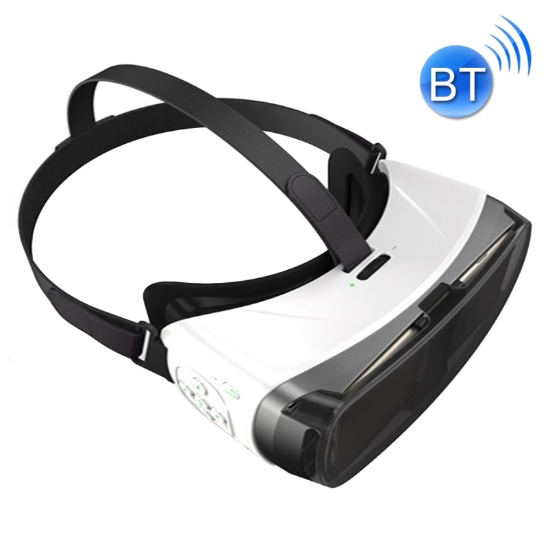 Universal Head Mount Virtual Reality VR Glasses 3D Video Glasses 3D Movies Games for 3.5-5.5 Phone Google Glasse image