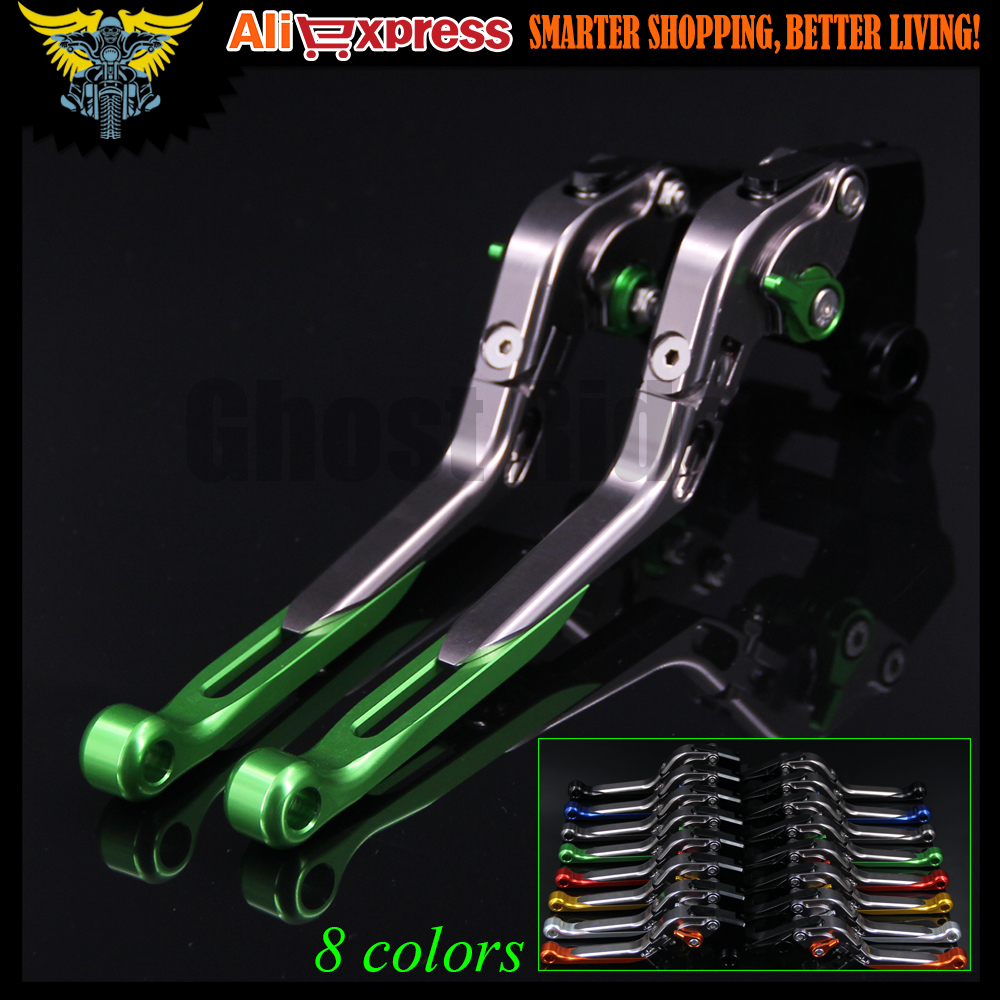 Motorcycle Brake Clutch Levers For Kawasaki ZZR600 1990 1991 1992 1993 1994 1995 1996 1997 1998 1999 2000 2001 2002 2003 2004 new 7 for alcatel one touch tab 7 dual core tablet lcd display screen panel matrix digital replacement free shipping