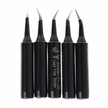 5 Pcs Solder Soldering Iron Tip 900M-T-SI Lead Free For Saike 936 852d+ 909D Solder Iron Tips