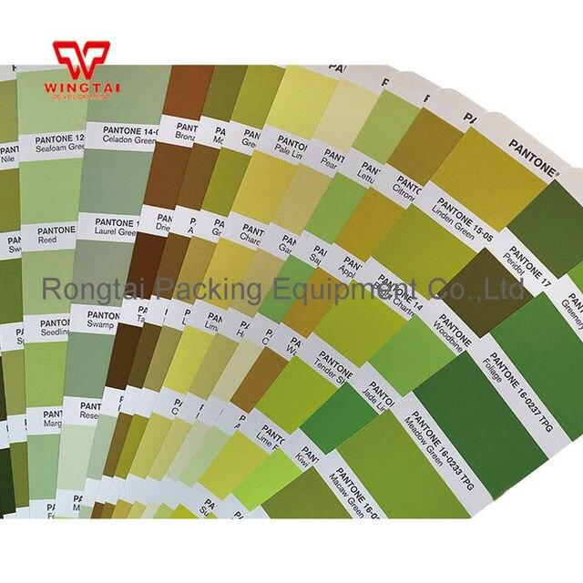 Online Shop Pantone Color Book FGP200 for Textile & Garment New ...