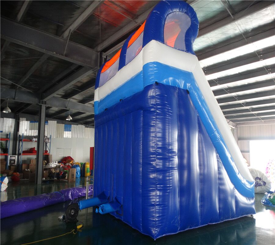 Good quality customized Inflatable slide jumping inflatable bouncer inflatable water slide in Slides from Sports Entertainment