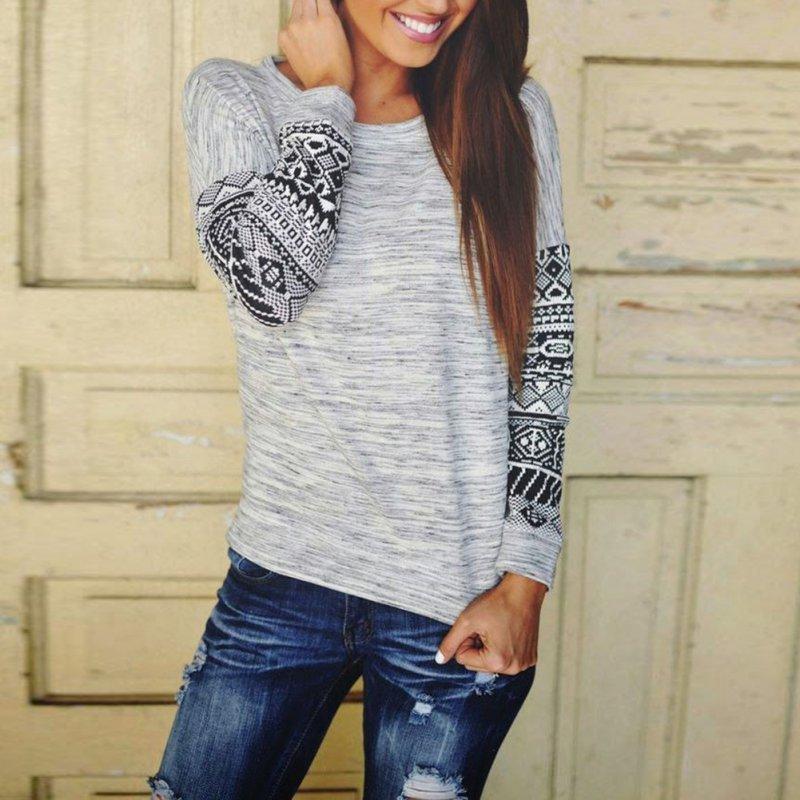 Detail Feedback Questions About Fashion Women T Shirt Long Sleeve
