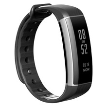 Bluetooth 4.0 Smart Wristband Heart Rate Monitor Smart Bracelet Fitness Tracker Smartband For Android iOS 2017 Waterproof IP67