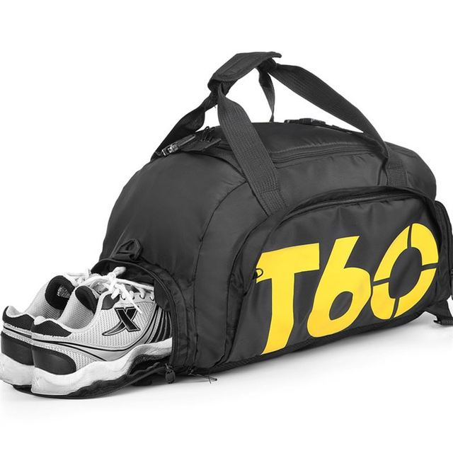 b6bf40e5c64c Новый Для мужчин сумка для обуви спортивная сумка Для женщин Фитнес T60  Йога независимых обувь хранения