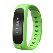 New smart wristband bracelet H9 fitness tracker Pedometer sports wristband for IOS & Android Anti-lost fashion Smartwatch