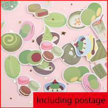 44 pcs food delicious personalized scrapbook Stickers scrapbooking material sticker happy planner decoration craft