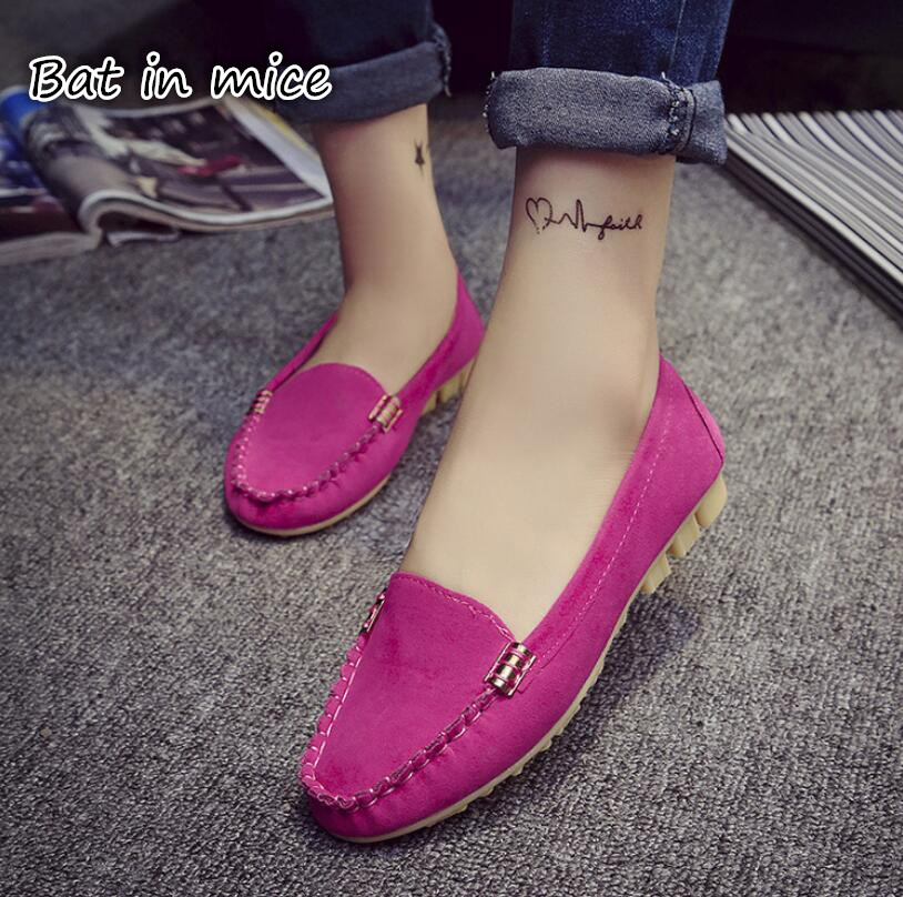 B.I.M. Women Flats 2017 Summer Style Casual Pointed Toe Slip-On Flat Shoes Soft Comfortable Shoes Woman Plus Size 35-40 S098 women flats slip on casual shoes 2017 summer fashion new comfortable flock pointed toe flat shoes woman work loafers plus size