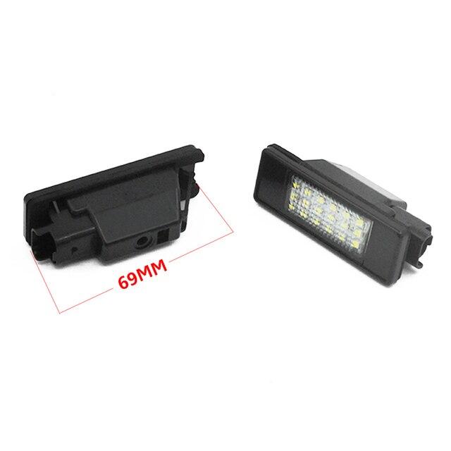 Us 988 47 Offaliexpresscom Kup Led Smd Oświetlenie Tablicy Rejestracyjnej Dla Citroen C2 3dc3 5dc4 3dc4 5dc5 4dc5 5dc6 4dc8 4d Ds3 3d Od