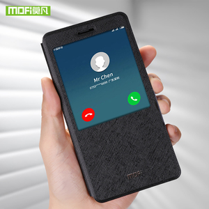 Image 5 - Mofi For Xiaomi redmi Note 4X case For Xiaomi redmi Note 4X Pro case cover silicon flip leather for xiaomi redmi Note 4X case