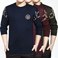 2015 New Men O-Neck Cotton Woolen Sweater Fashion Winter Autumn Spring Business Casual Knitwear Long Sleeve Jumpers Pullover