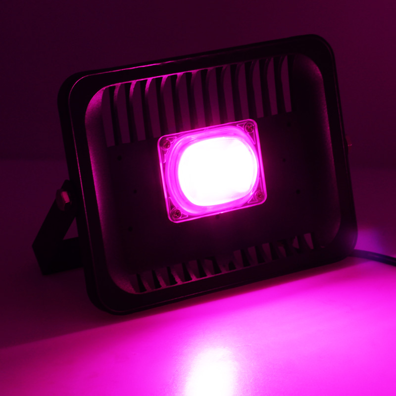 Led Flood Light Spectrum: Led Grow Light 30W 50W 100W 240V Hydroponice Flood Light
