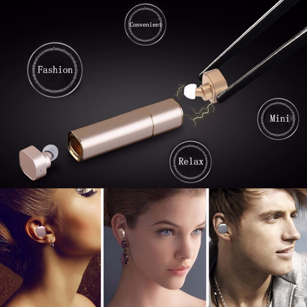 New Mini Binaural Earphone Wireless Bluetooth Headset For iphone 7 6S 6 Plus Samsung Huawei Xiaomi Smartphone new mini binaural earphone wireless bluetooth headset for iphone 7 6s 6 plus samsung huawei xiaomi smartphone