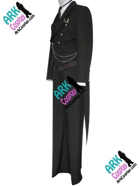 Black Butler Kuroshitsuji Sebastian Cosplay