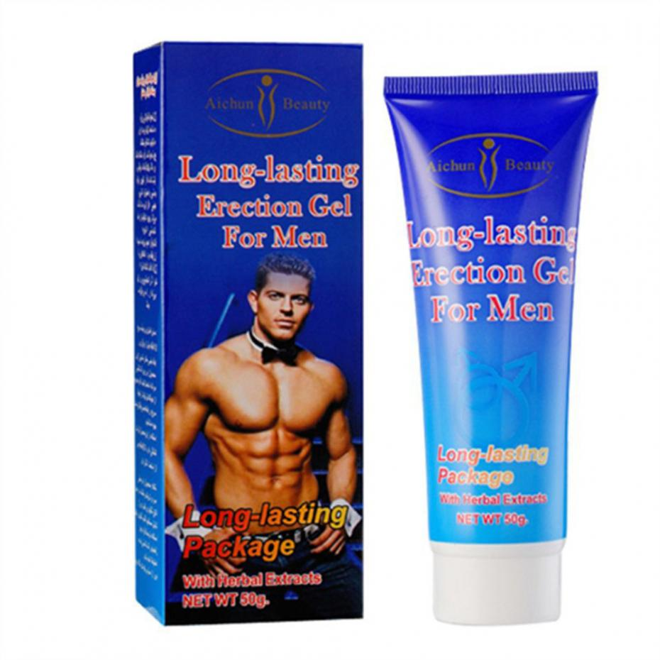 erection gel cream