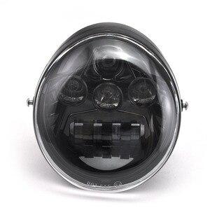 Image 3 - 2017 New Motorcycle Headlamp for Harley V rod V Rod VROD VRSCA VRSC Headlight VRSC/V ROD LED MOTORCYCLE HEADLIGHT