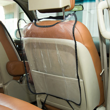 Car-Mat Car-Rear-Seat-Cover Kick-Pad Transparent Mazda Children's Waterproof for 2/3/5/..