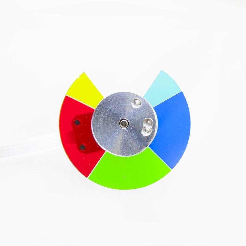 Wholesale 100% New Projector Color Wheel For V230+ V260+ VE280+ VE281+ VE282+ VE280X+ V300X+ VE281X NP-VE281G