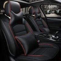 Универсальные автомобильные чехлы на сиденья для ford ranger ford fusion focus 2 mk2 mondeo mk3 mk4 kuga авто аксессуары автомобильные сиденья протектор