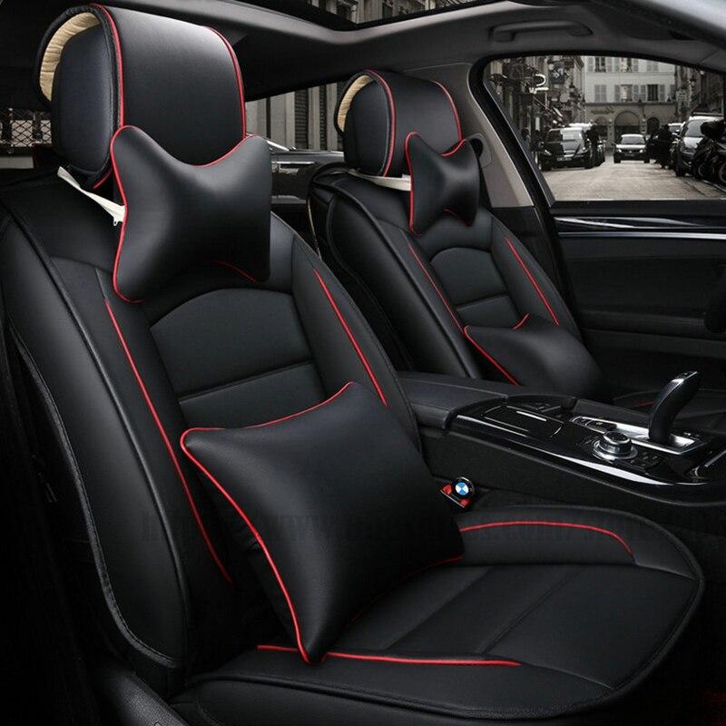 Housses de siège auto universelles pour ford ranger ford focus 2 fusion mk2 mondeo mk4 mk3 kuga accessoires auto protection de siège auto