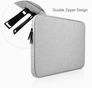 Image 4 - Nylon Laptop Bag 13.3 14 15.6 Case For Macbook air Pro 13 15 Laptop Sleeve 11 12 13 15 inch for xiaomi HP dell Notebook Bag