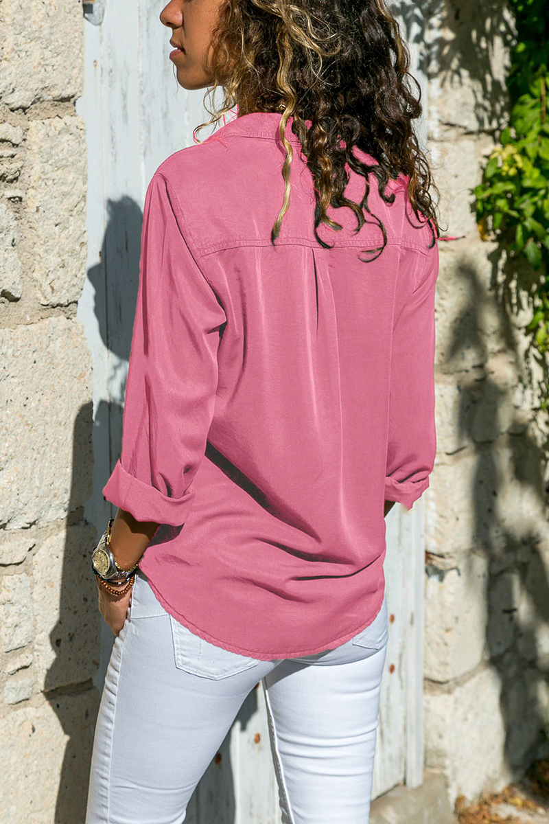 office blouse women plus size 5XL long sleeve blusas mujer de moda 2018 tallas grandes spring autumn shirt top women blouse10