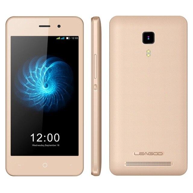 LEAGOO Z3C European Version 4.5 inch Andriod 6.0 SC7731c Cortex A7 Quad Core 8GB ROM 3G WCDMA China Brand Phone Dual SIM 5.0MP