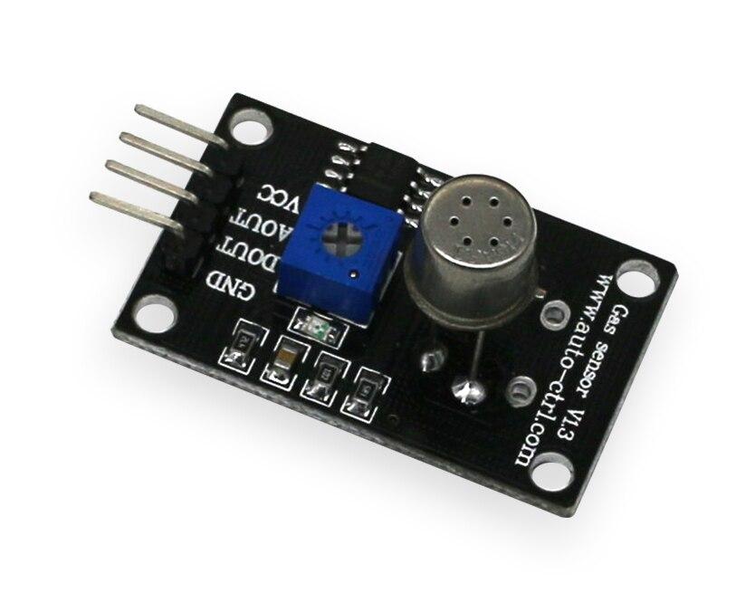 Aihasd TGS2600 Smoke Cooking Gas Detection Test Sensor Module for Fumes
