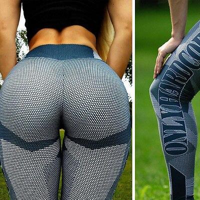 Women High Waist Leggings Pants Fitness Elastic Leggings