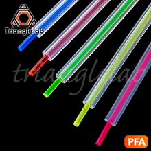 Trianglelab PFA Tube 260 Celsius High temperature resistance MMU for ender3 i3 anet mk8 Bowden Extruder 1.75mm filament
