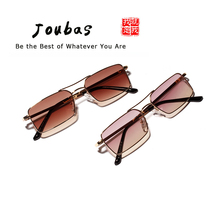 Joubas Rectangle Sunglasses For Women/Men 2019 Small Frame R